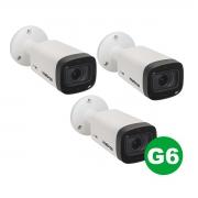 Kit 03 Câmera Intelbras Vhd 3240 Vf G6 1080p 2,7 A 12mm