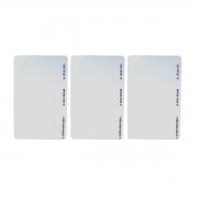 Kit 03 Cartão Intelbras De Acionamento Rfid 125Khz Th 2000