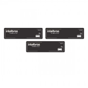 Kit 03 Etiqueta Veicular Intelbras Rfid 900mhz Th 3010