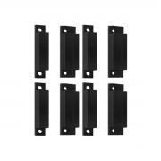 Kit 04 Sensor Magnético Intelbras Xas Connect Black