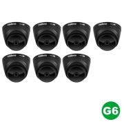 KIT 07 Câmera Multi HD VHD 1220 D G6 BLACK 1080p 2,8m