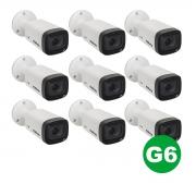Kit 09 Câmera Intelbras Vhd 3240 Vf G6 1080p 2,7 A 12mm