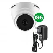 Kit Câmera Intelbras 1010 D G6 720p 3,6mm + Fonte Ef 1201