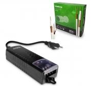 Kit Instalação CFTV Fonte + CABO 4MM + 2PX26 AWG