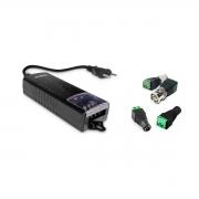 Kit Instalação CFTV Sem Cabo