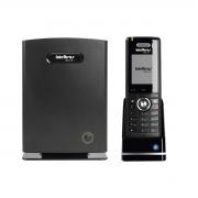 Kit Telefone Intelbras Dect Gid 308h+ Base Gateway Ip 308b