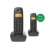 KIT TELEFONE  INTELBRAS TS 2510 + 01 RAMAL TS 2111