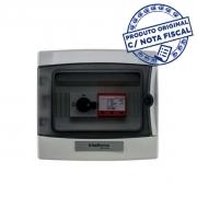 Protetor Elétrico Intelbras Stringbox 600V 1 Entrada 1 Saída ESB 1106