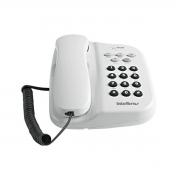 TELEFONE COM FIO TC 500 BRANCO