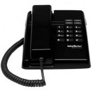 TELEFONE DE MESA INTELBRAS TC50 PREMIUM PRETO