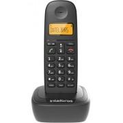 TELEFONE SEM FIO INTELBRAS TS 2510 PRETO INTELBRAS