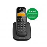 TELEFONE SEM FIO RAMAL INTELBRAS TS 3111 R