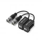 Transformador Balun Passivo de Video Intelbras VB 503 B G2