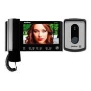 VIDEO PORTEIRO COM MONOFONE INTELBRAS IV 7010 HS PRETO