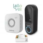 Vídeo Porteiro Wi-Fi Intelbras Allo W3+