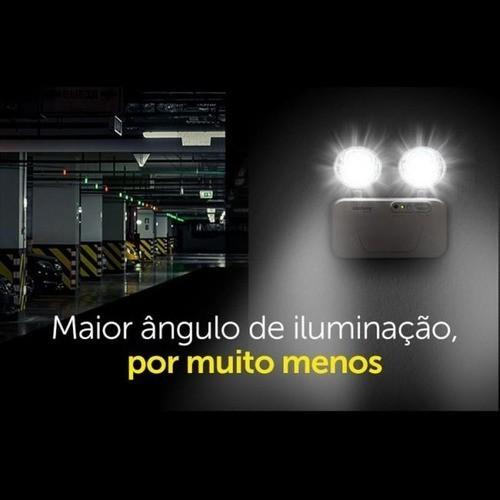 BLOCO DE ILUMINAÇÃO AUTÔNOMO BLA 1200