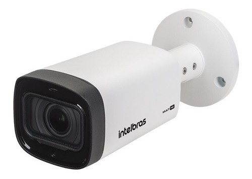Câmera Bullet Intelbras Varifocal Vhd 3240 Z G5 2 Megapixels 40 Metros Lente 2.7 ~ 12mm