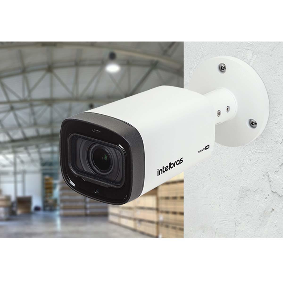 Câmera Bullet Intelbras Vhd 3240 Vf G6 1080p 2.7 A 12mm
