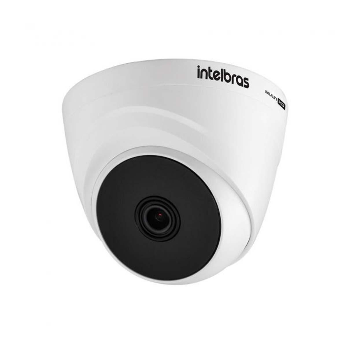 Câmera Dome Intelbras VHD 1010 D G6 720p  3,6mm