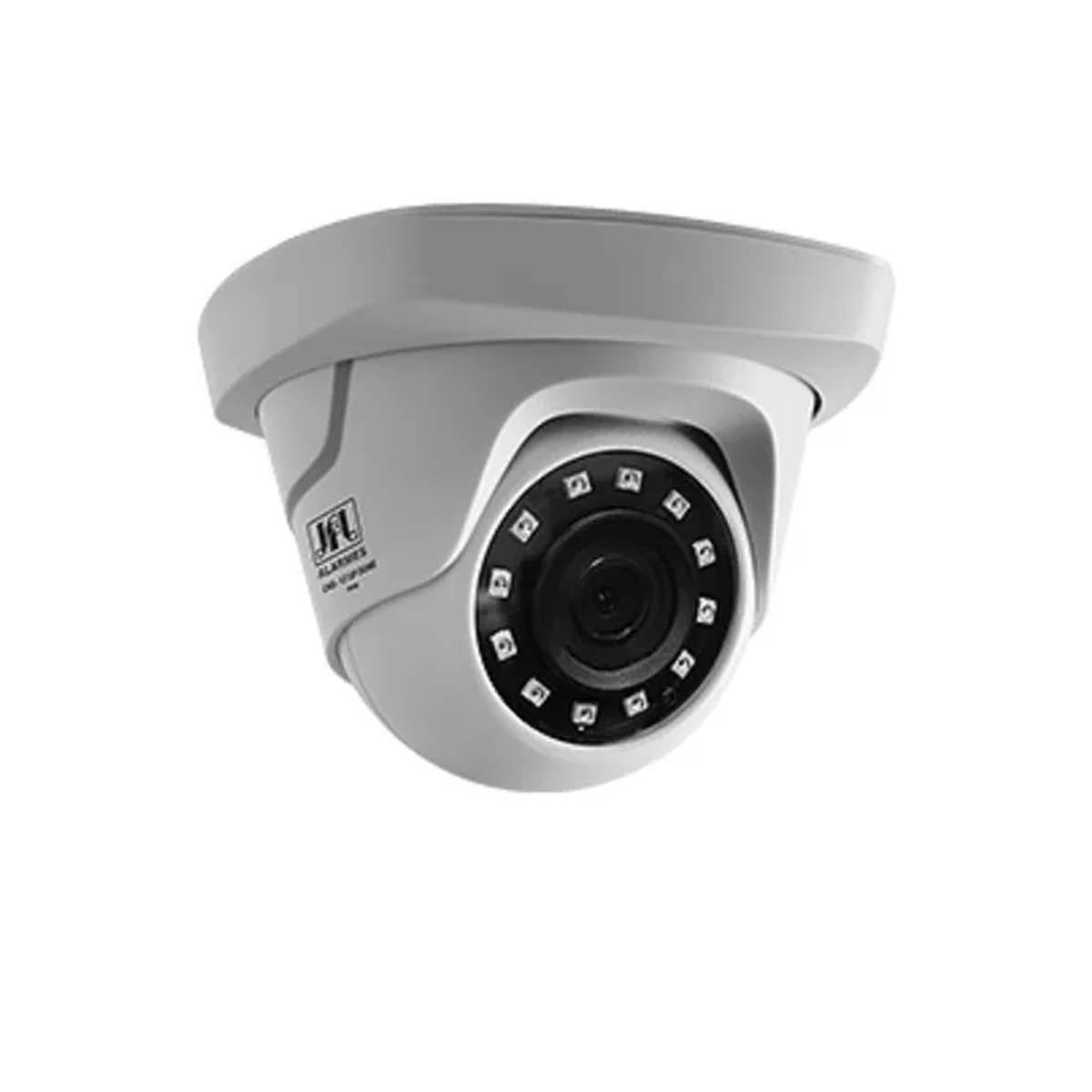 Câmera Dome JFL Infravermelho Chd-1215p 2,8mm 4em1 1MP