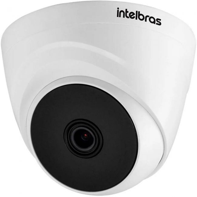 Câmera infravermelho Multi HD Intelbras VHD 1220 D G5 1080P Lente 2,8 mm