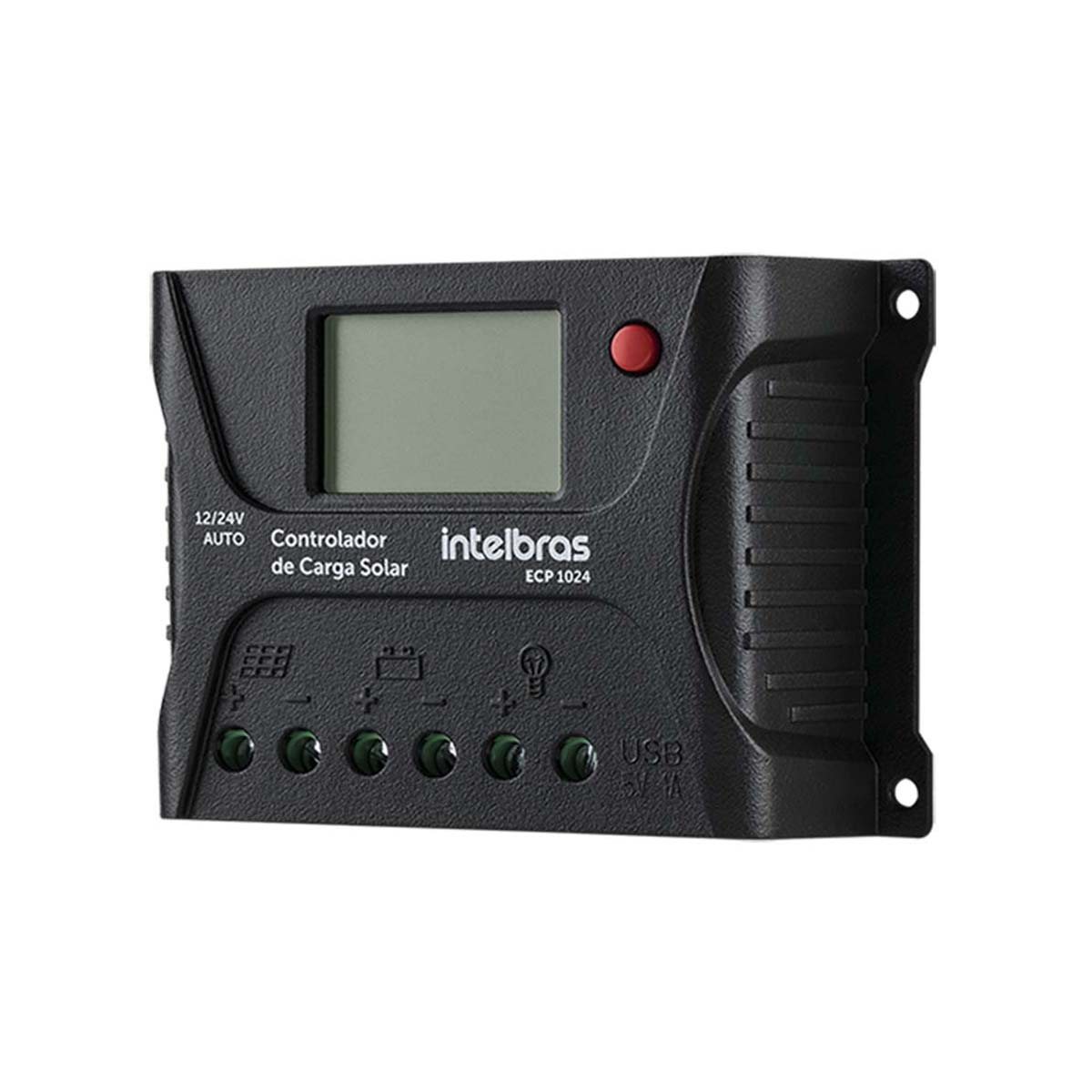 Controlador de Carga Intelbras PWM ECP 1024