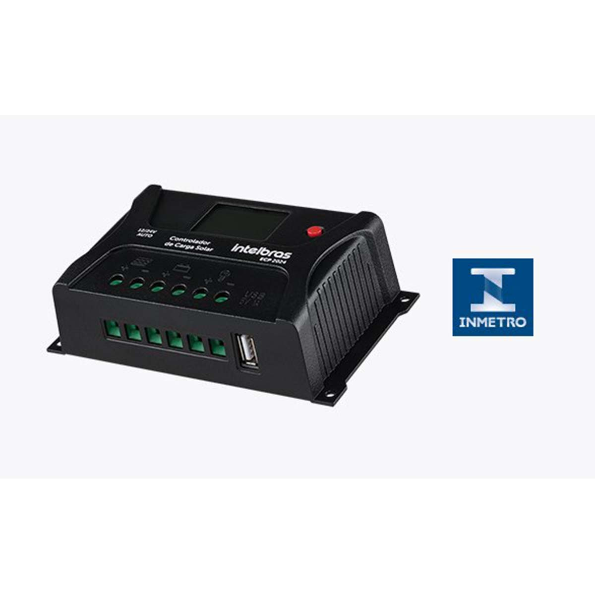 Controlador de Carga Intelbras PWM ECP 2024