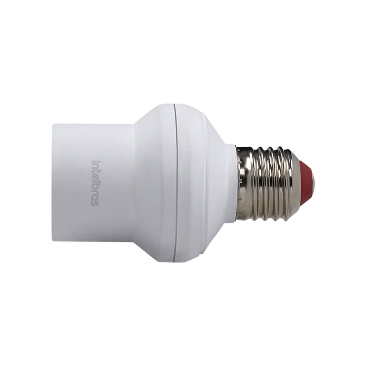 Interruptor Inteligente Soquete E27 Ews 400  Intelbras