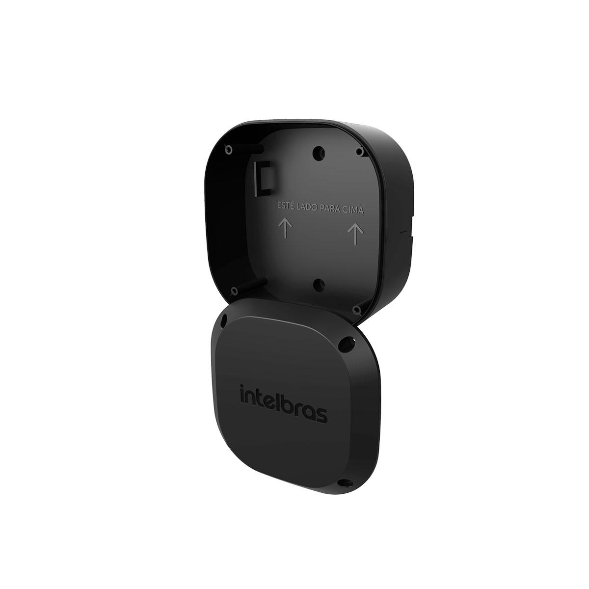 KIT 02 Câmera Multi HD VHD 1220 B Black G6 1080p 3,6m + Vbox 1100 E Black
