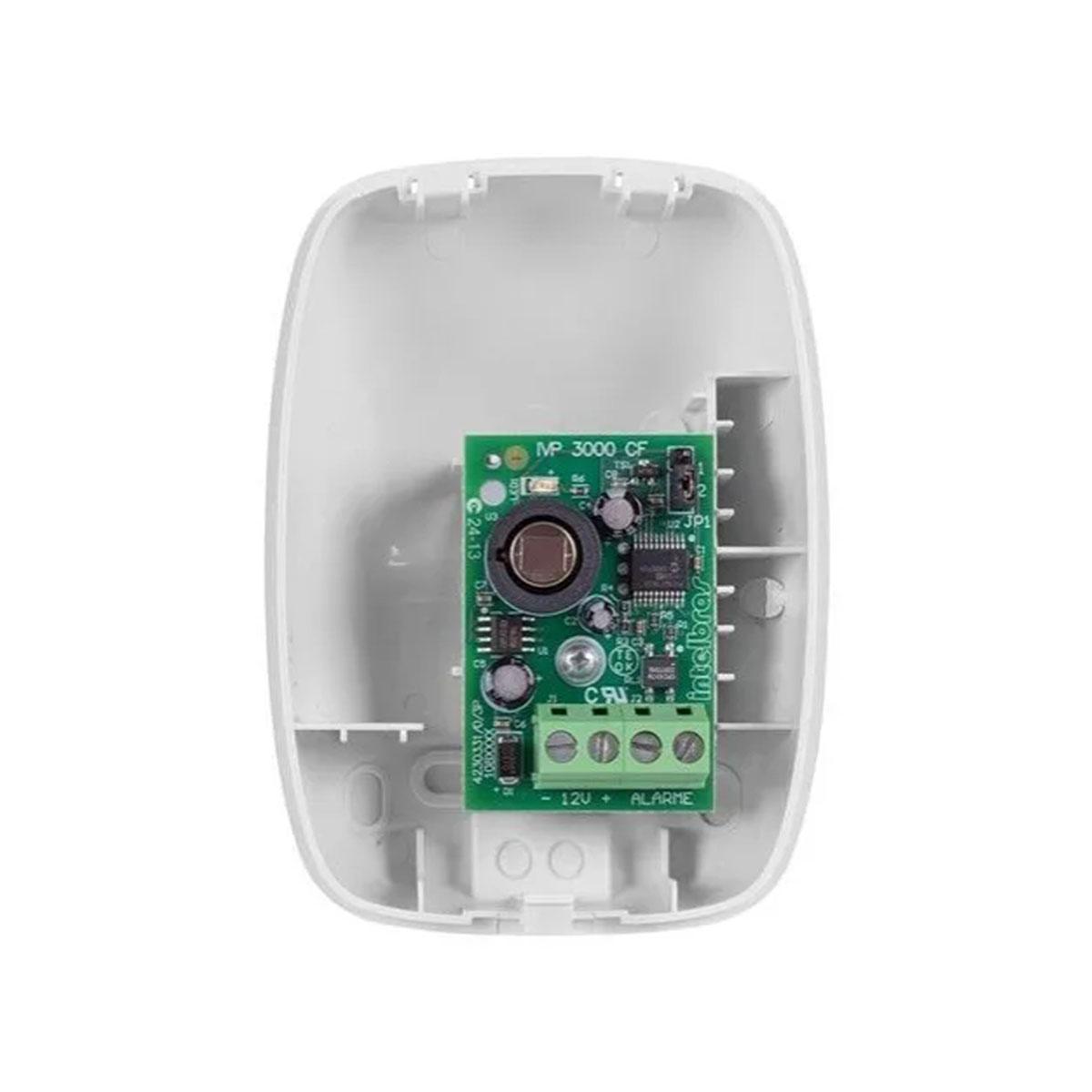 Kit 02 Sensor Interno Com Fio Intelbras Ivp 3000 Cf