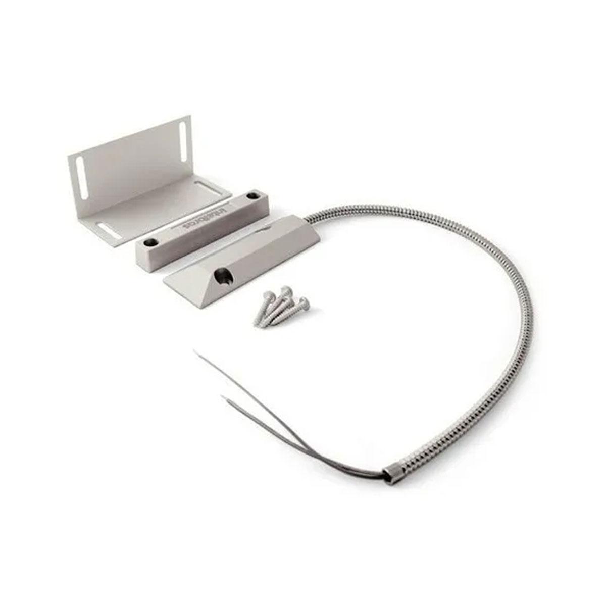 Kit 02 Sensor Magnético Com Fio Intelbras Xas Porta Aço