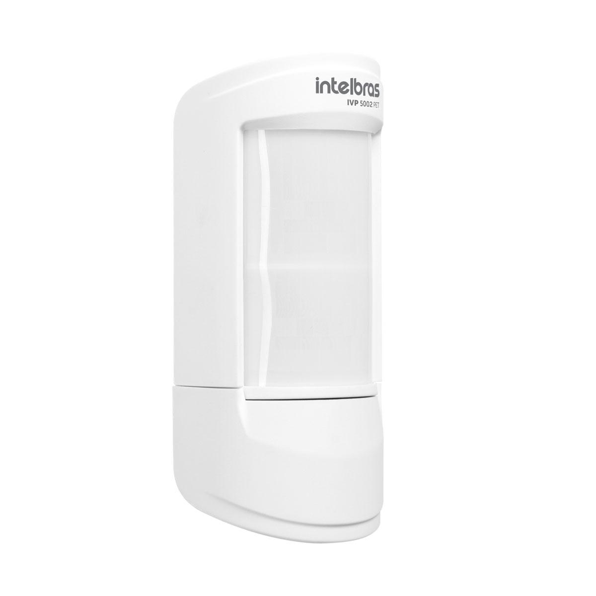 Kit 02 Sensor Semi Externo Com Fio Intelbras Ivp 5002 Pet