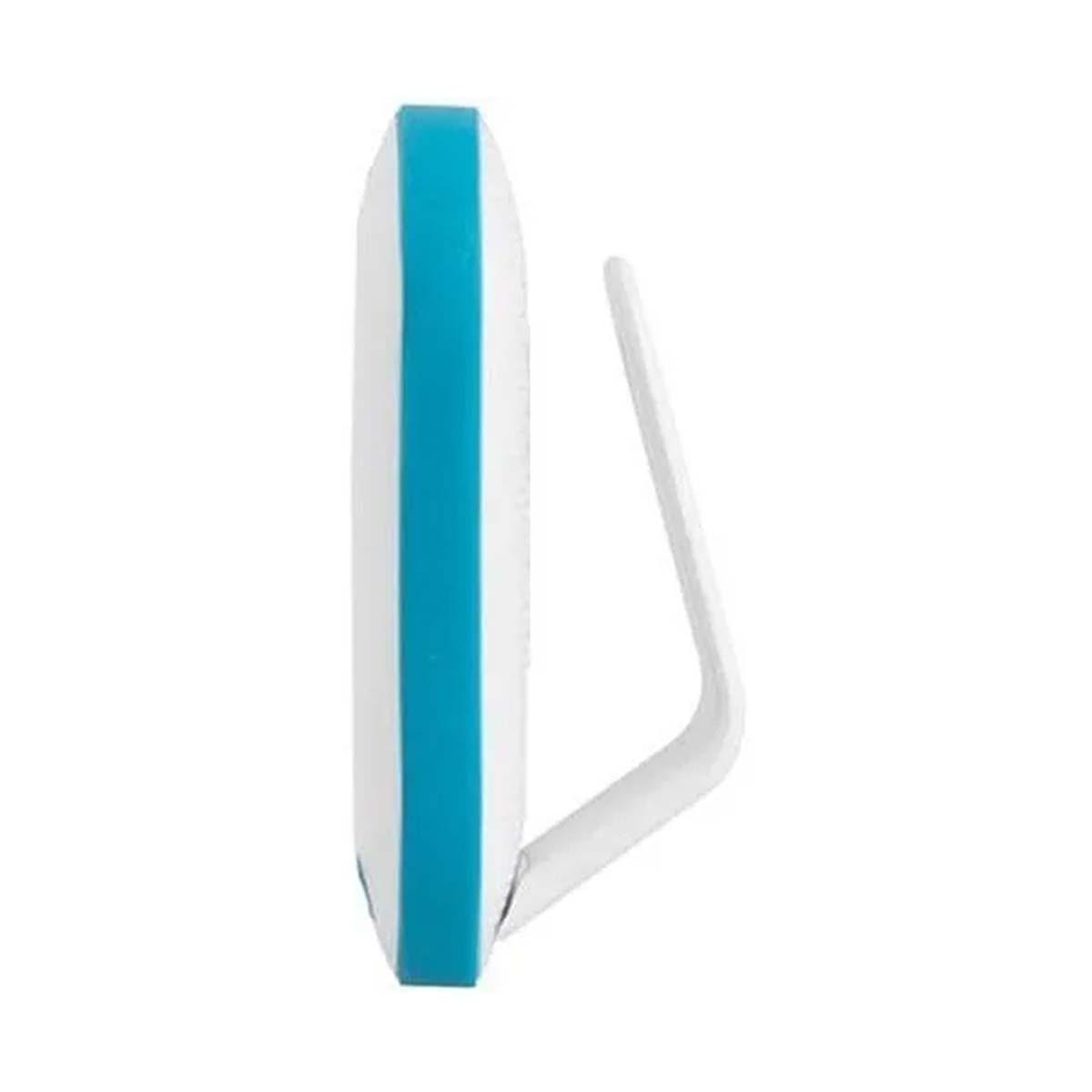 Kit 04 Controle Remoto Intelbras 433mhz Xac 4000 Smart Azul