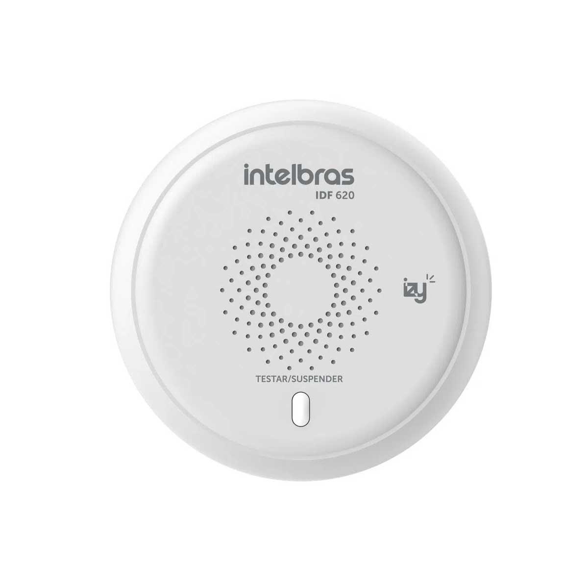 Kit 04 Detector De Fumaça Intelbras Smart Idf 620