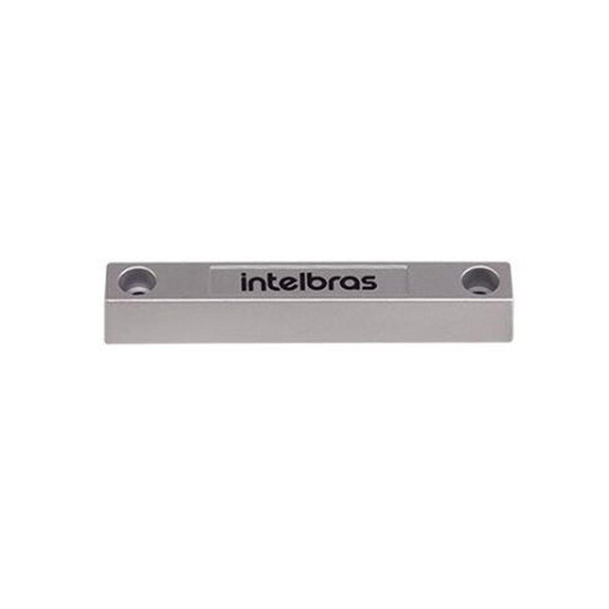 Kit 04 Sensor Magnético Com Fio Intelbras Xas Porta De Aço