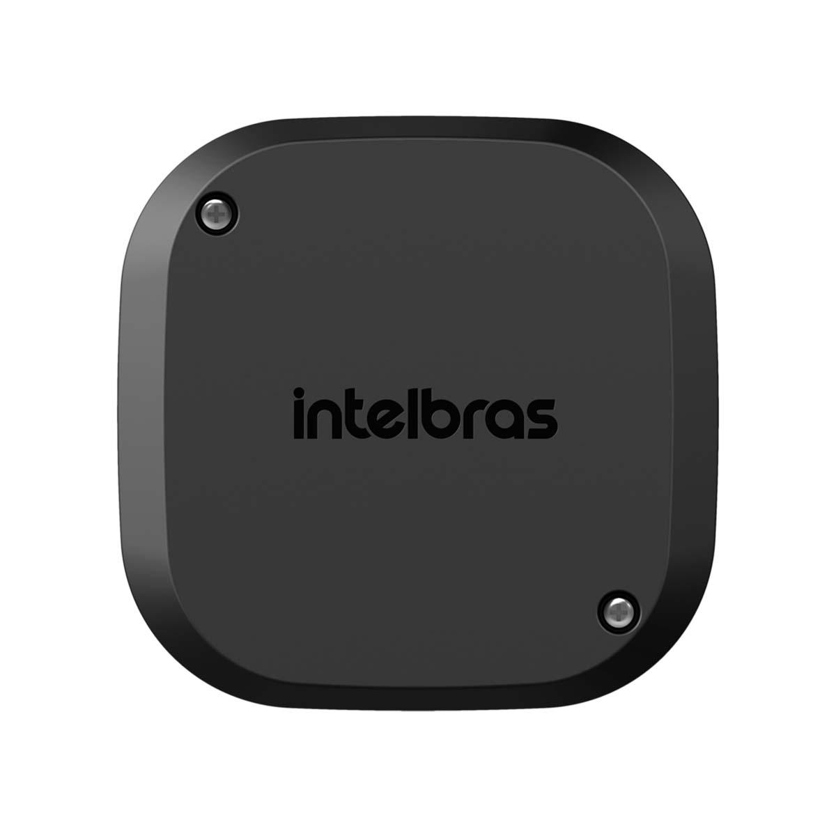 KIT 05 CAIXA PLASTICA DE PASSAGEM INTELBRAS VBOX 1100 BLACK