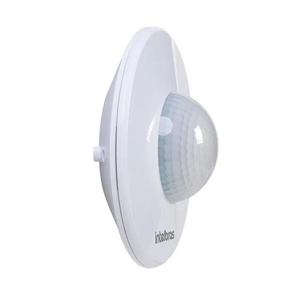 Kit 05 Sensor De Presença Intelbras Para Iluminação Esp 360+