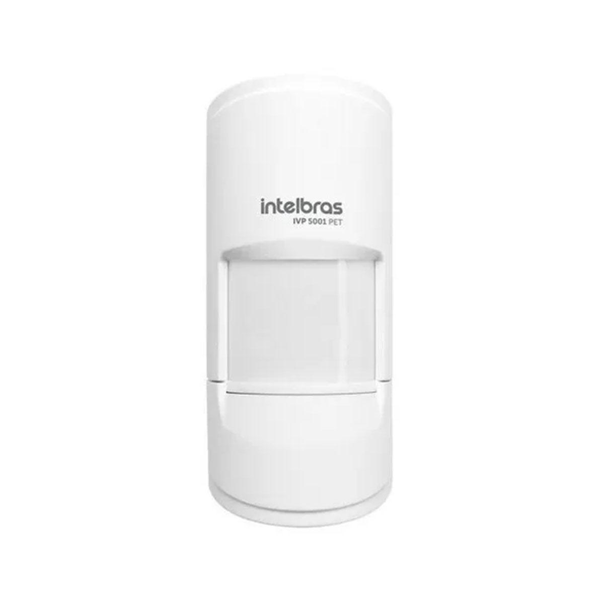 Kit 05 Sensor Intelbras Pet 20 Kg Ivp 5001 Shield