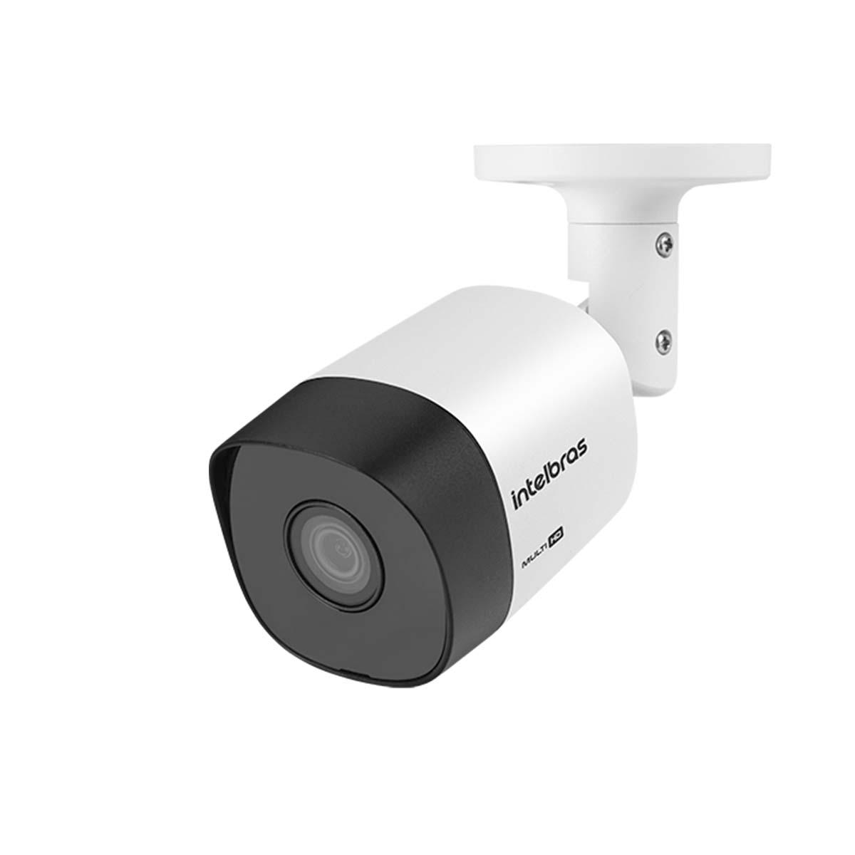 Kit 06 Câmera Bullet Intelbras Vhd 3120 B G6 720p 3,6mm