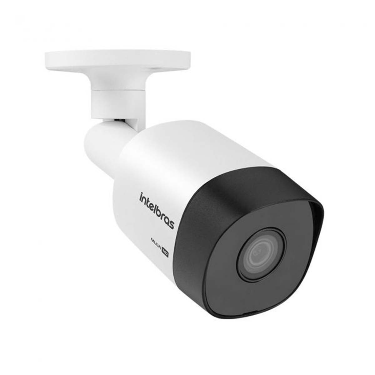 Kit 06 Câmera Bullet Intelbras Vhd 3130 B G6 720p 3,6mm