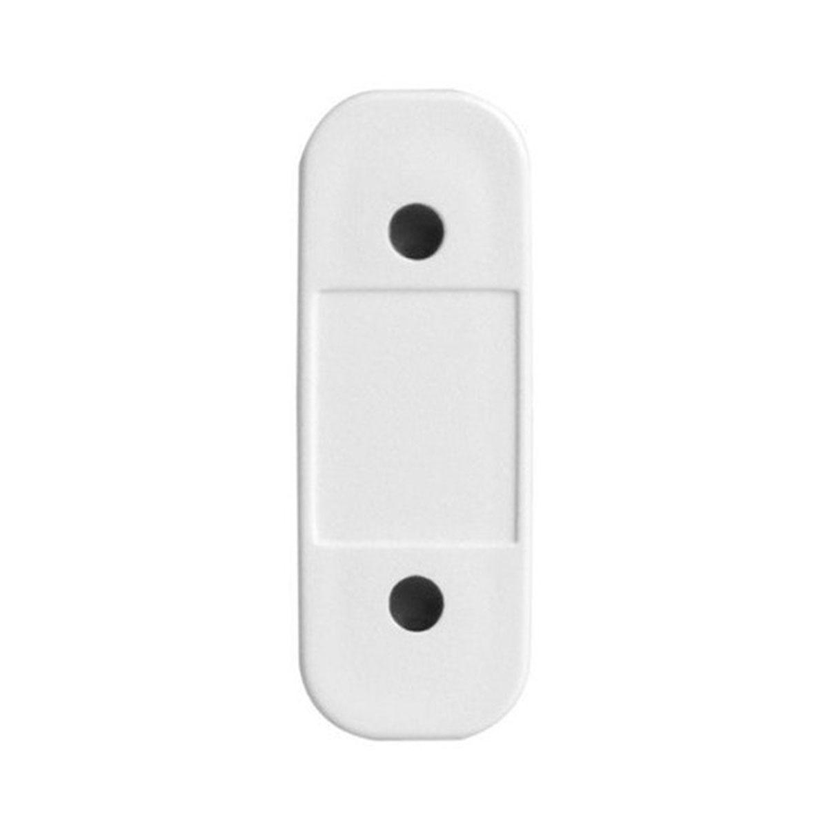 Kit 06 Sensor Magnético Intelbras Sem Fio Xas Smart Branco