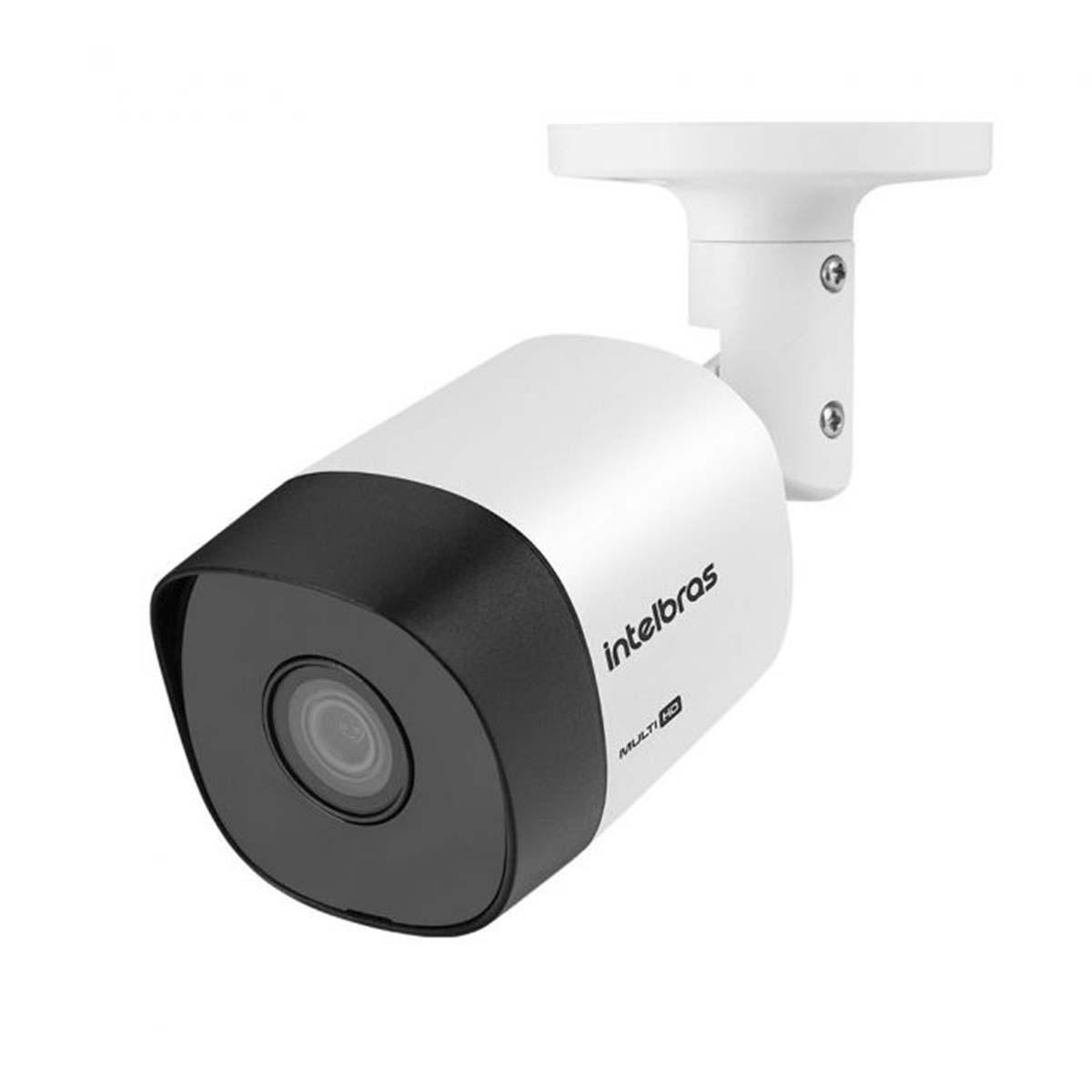 Kit 07 Câmera Bullet Intelbras Vhd 3130 B G6 720p 3,6mm