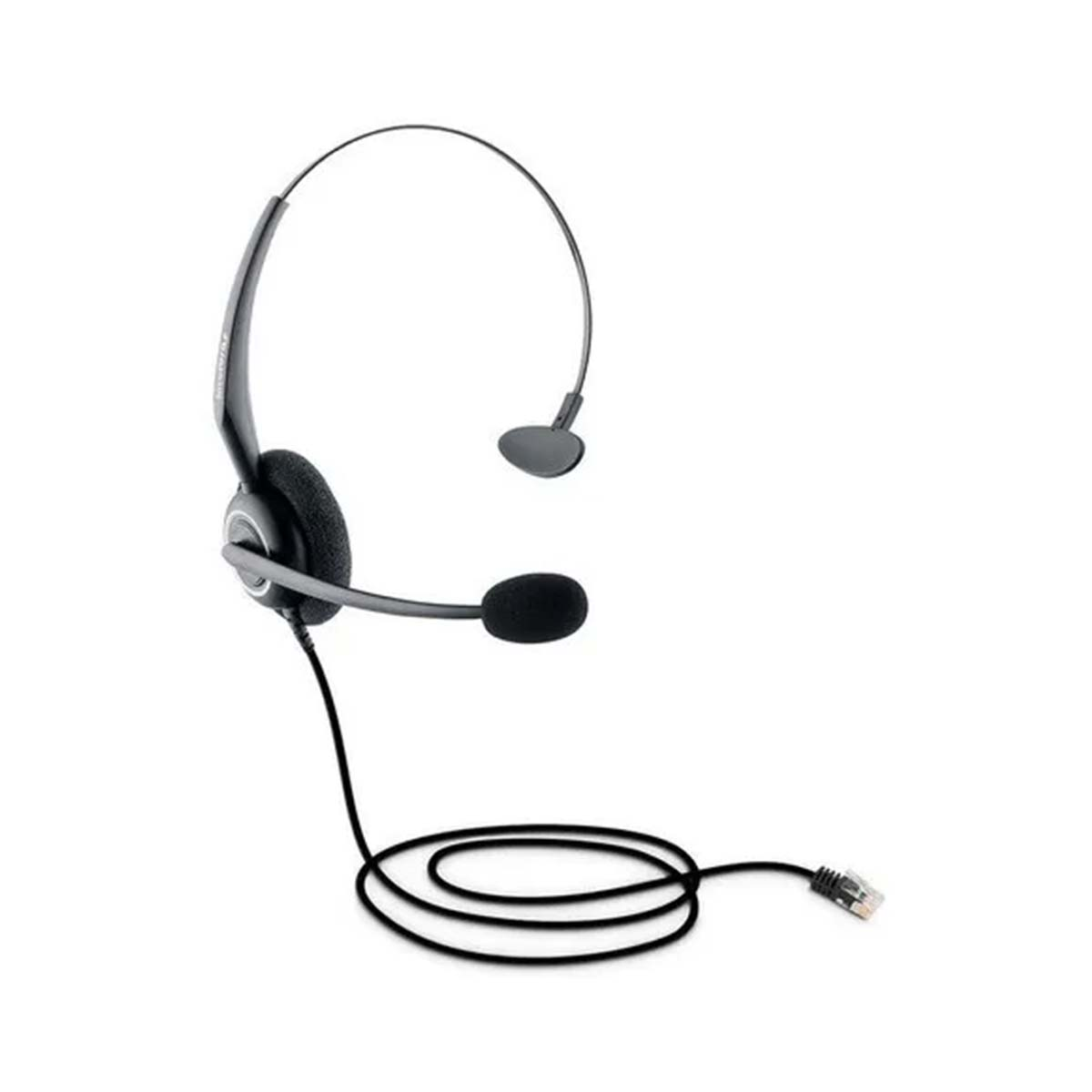 Kit 08 Fone Headset Intelbras Chs 40 Rj9