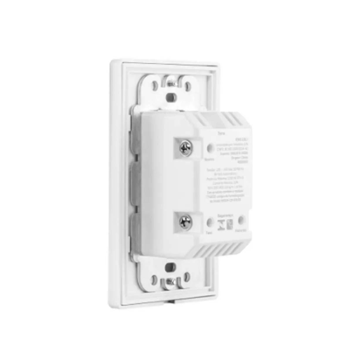 Kit 08 Interruptor Inteligente Intelbras Wi-Fi Ews 101 I