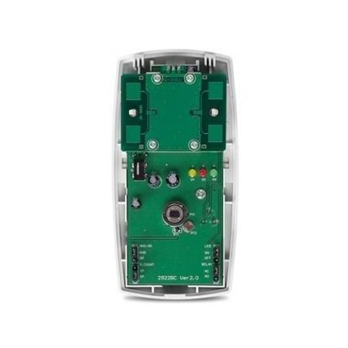Kit 08 Sensor Semi Externo Com Fio Intelbras Ivp 3000 Mw