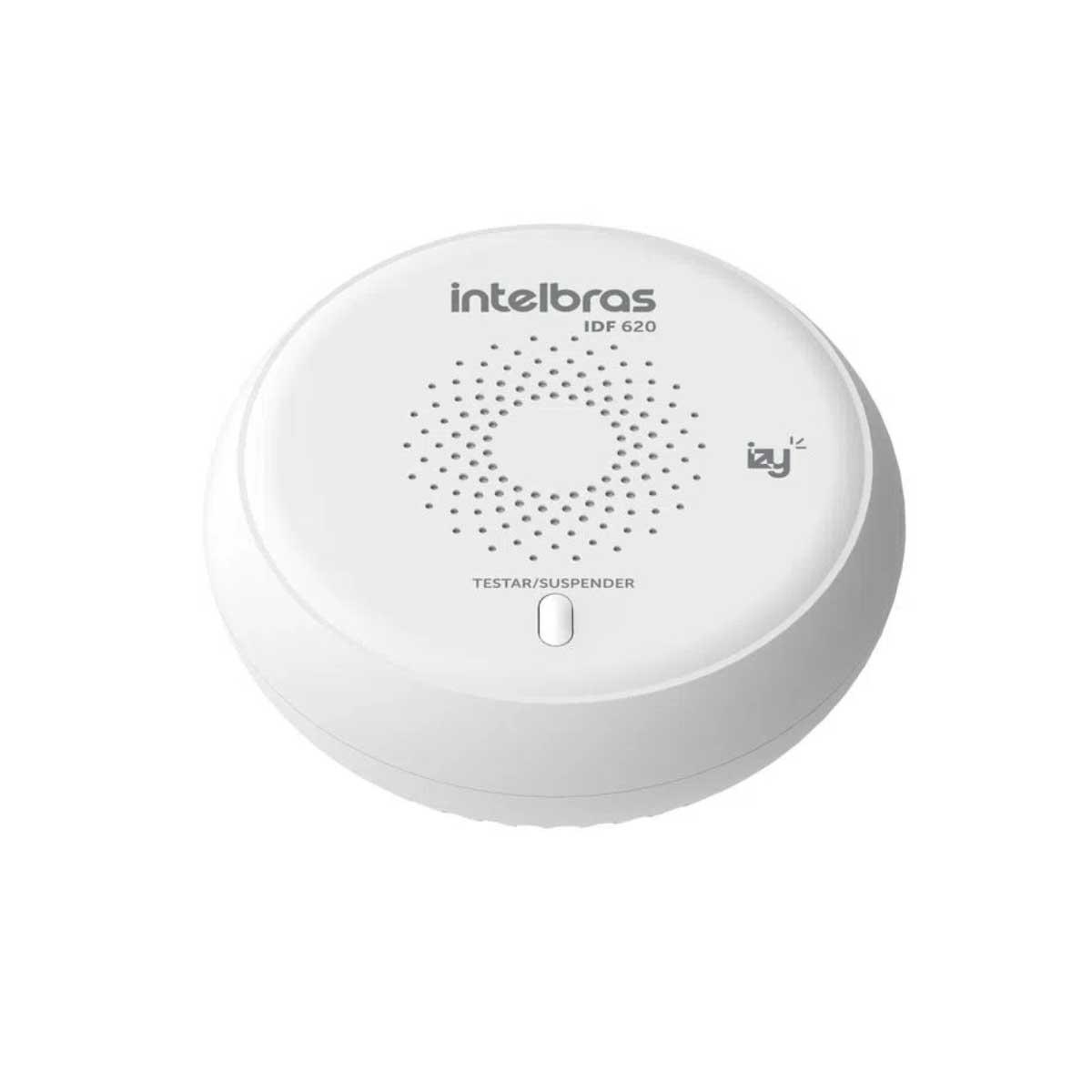 Kit 09 Detector De Fumaça Intelbras Smart Idf 620
