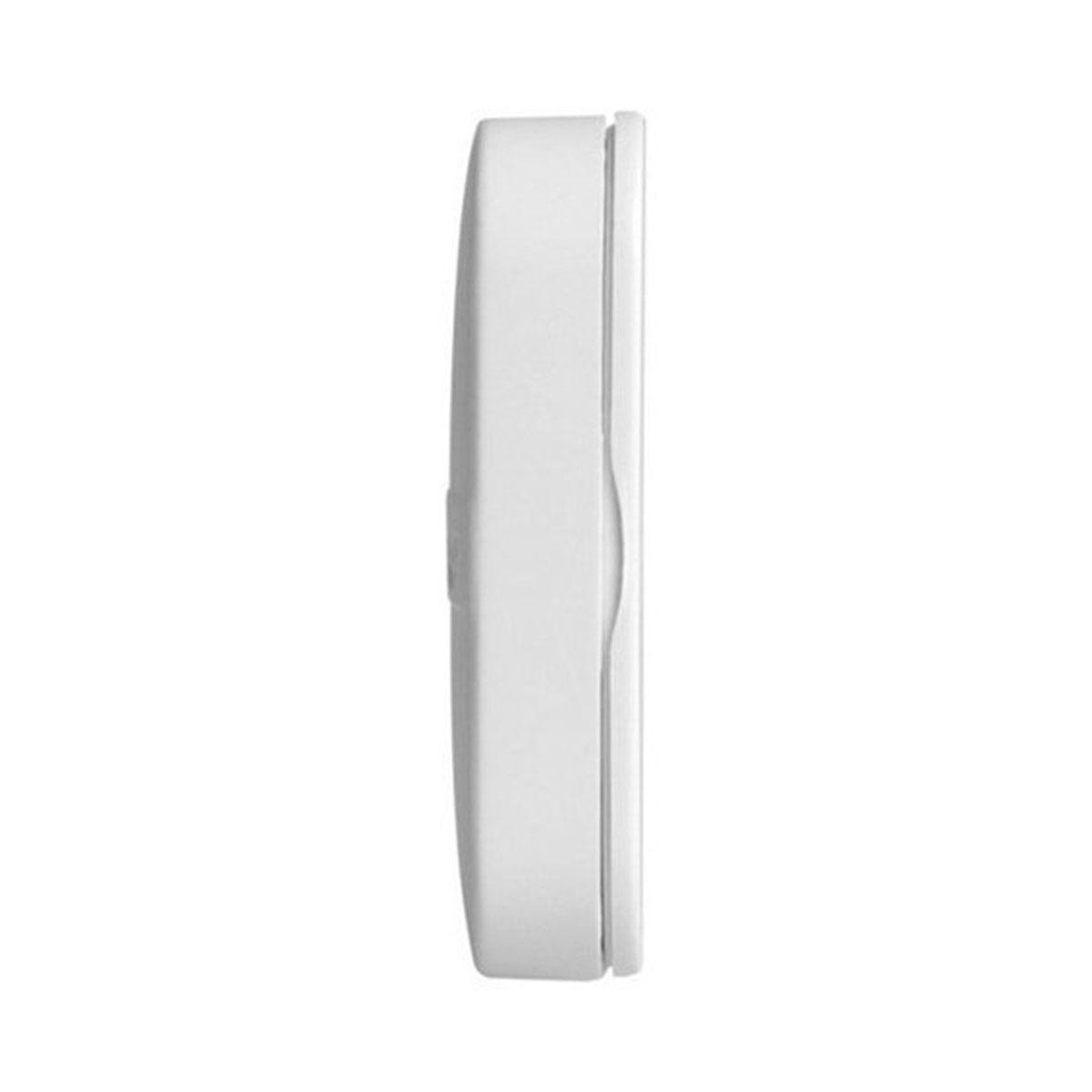 Kit 09 Sensor Magnético Intelbras Sem Fio Xas Smart Branco
