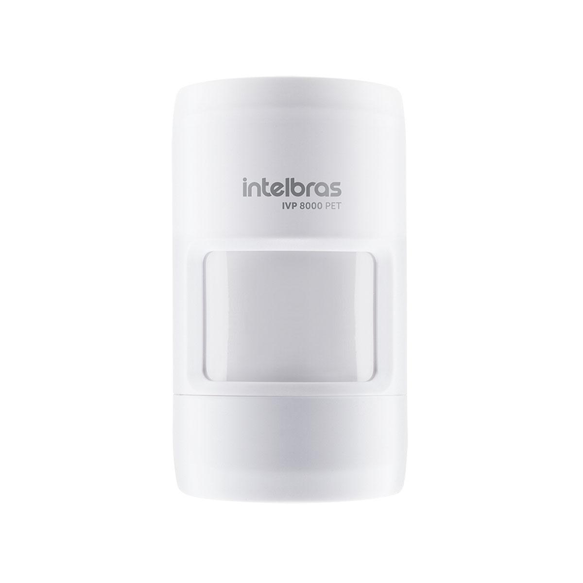 Kit 09 Sensor Passivo Sem Fio Intelbras Ivp 8000 Pet