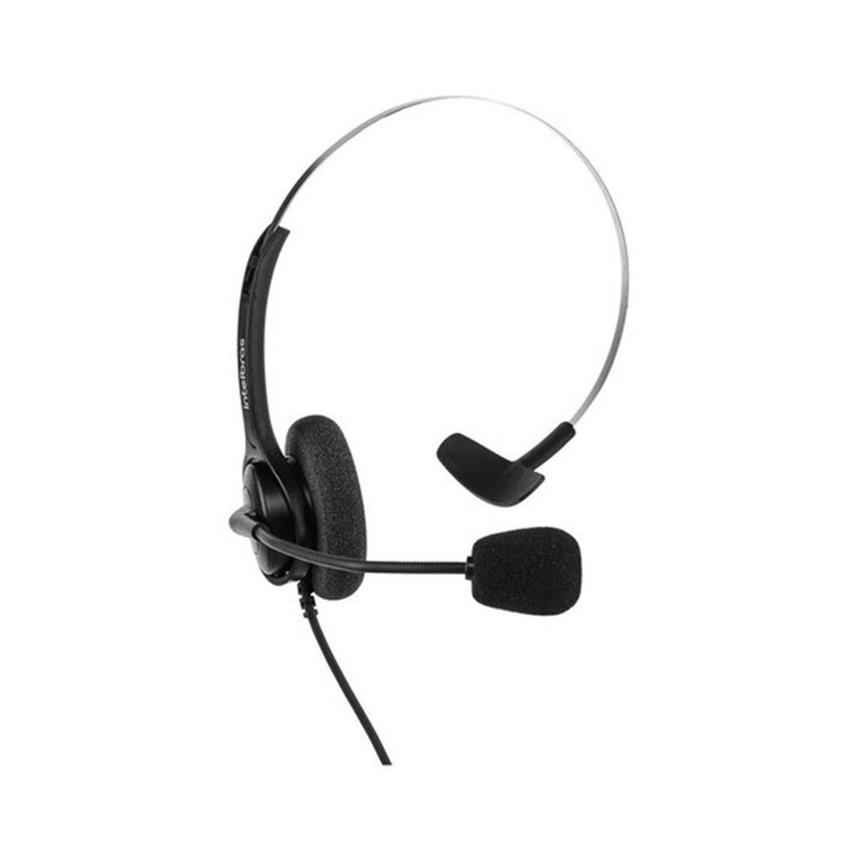 Kit 10 Fone Headset Intelbras Chs 40 Rj9