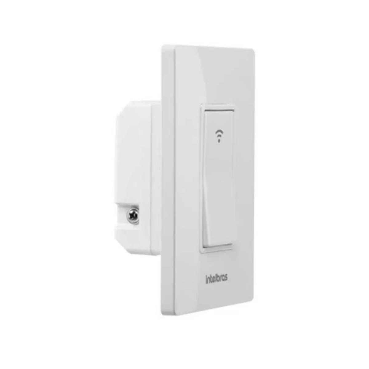 Kit 10 Interruptor Inteligente Intelbras Wi-Fi Ews 101 I